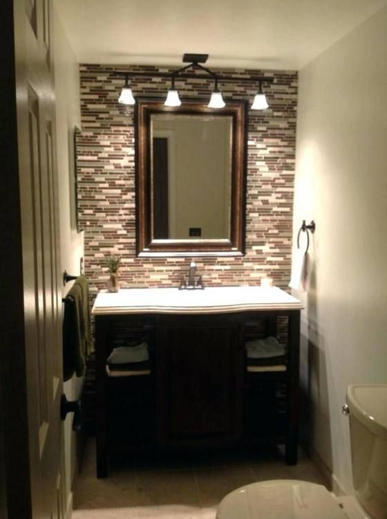Small Rustic Bathroom Ideas Best Small Space Organization Hacks Gorgeous Rustic Bathroom Decor Ideas Small Bathroom Remodel Bathroom Makeover Bathrooms Remodel