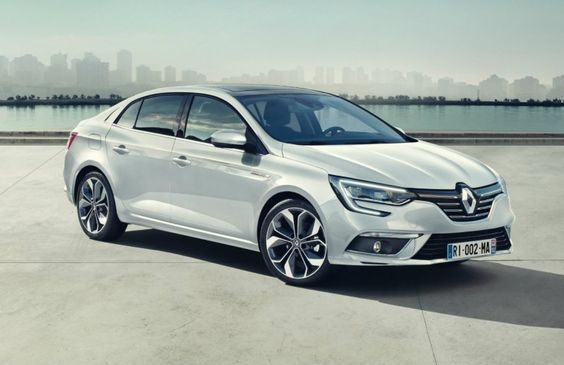 Megane Sedan : la berline inattendue de Renault