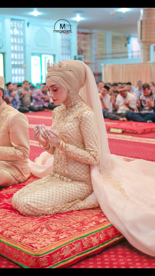 Hijab Bride Mashaa'ALLAH