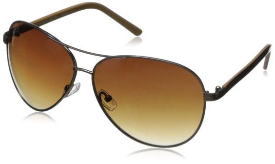 9368284741 O by Oscar de la Renta Eyewear Women s SSC4028 Aviator Sunglasses ...