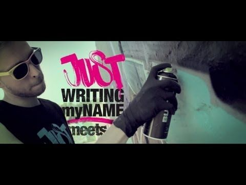 JUST WRITING MY NAME meets RAWS | Robot Koch (hard to find) - YouTube