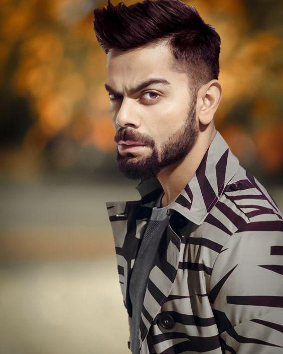 Virat Kohli Hairstyle