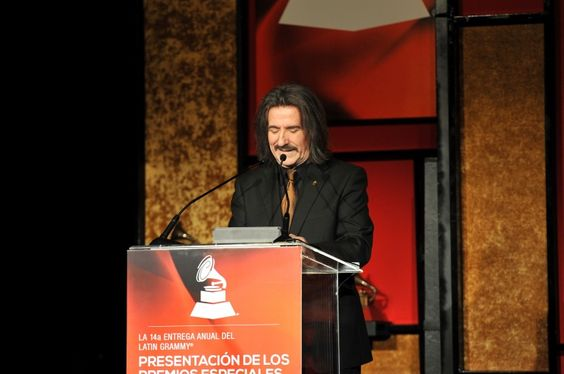 Luis Cobos, Chairman of the Latin Recording Academy