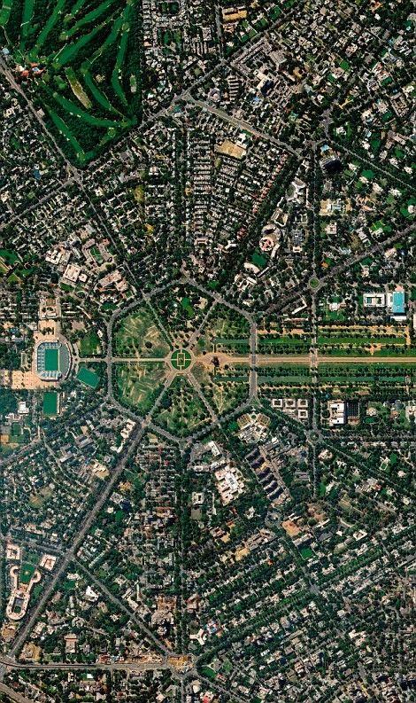 Ovi gradovi izgrađeni su planski, a iz svemira izgledaju - apsolutno nevjerojatno! - Page 4 24ec5606651e27a9e9b40986e894eac2