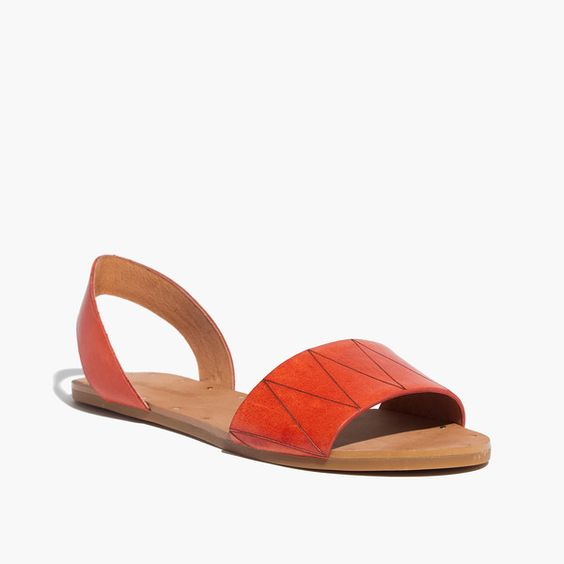 Citrus Summer Sandals