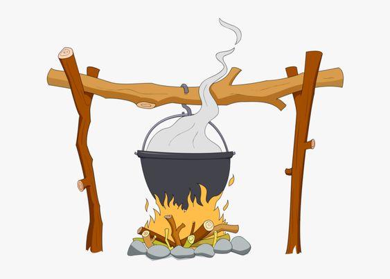 67 Cartoon Cooking Fire In 2021 Campfire Drawing Cartoon Clip Art Cartoon