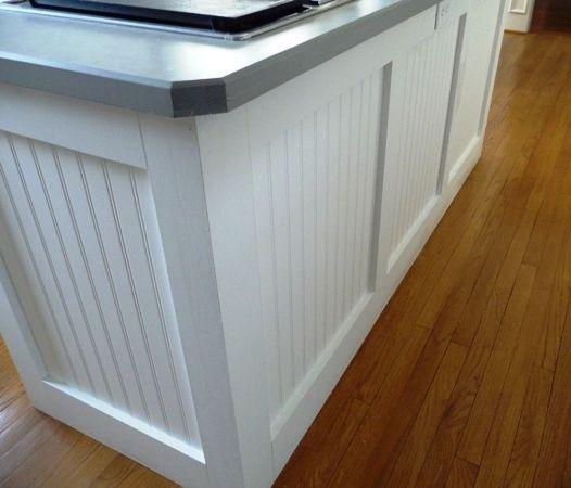 Kitchen Island Update make over kitchen cabinets | clever ideas | pinterest | kitchens