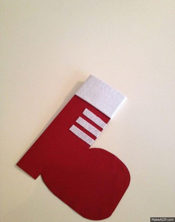DIY - lettre au pere noel - botte #LettrePèrenoël #KidsDIY #ChristmasLetter