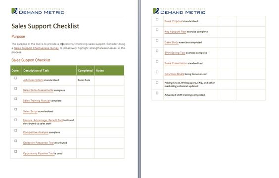 Qualified Lead Definition Tool - A worksheet to help sales - webmaster job description