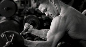 JOHN CENA'S SLEEVE-BUSTING WWE ARM ROUTINE (WWE) thumbnail