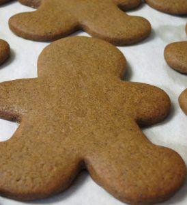 Vegan Gingerbread Cookies | Healthy Mama Info