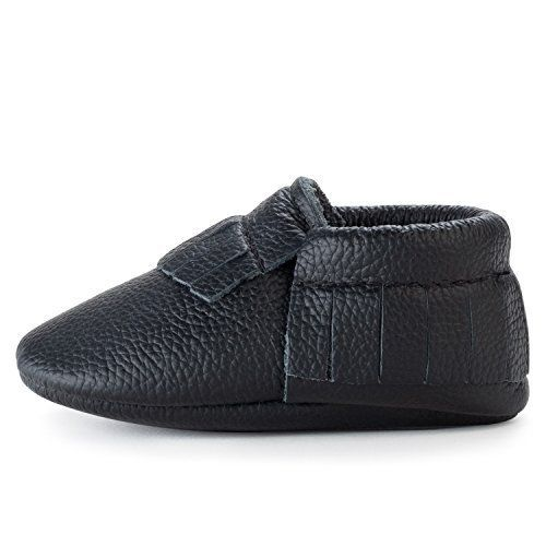 and Toddlers Genuine Leather Soft Sole Baby Girl Shoes for Newborns Infants BirdRock Baby Mary Jane Moccasins Babies