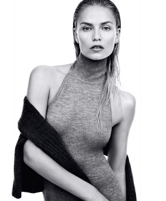Natasha Poly By Daniel Jackson For Harper's Bazaar September 2014