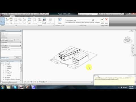 Sketchup To Revit Fast Youtube Revit Tutorial