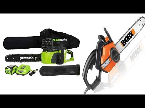 Top 5 best Chainsaws Reviews 2016   Cheap Chainsaws