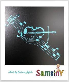 """Samsiny: """"Geige"""""""