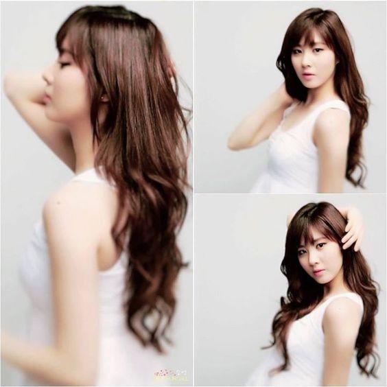 Fine Seohyun Of Girls Generation Seohyun Hairstyle Pinterest Short Hairstyles Gunalazisus