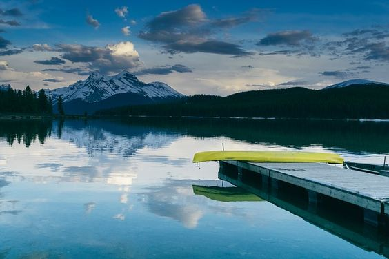Nature - Free Image on Pixabay - Boat, Canoe, Jetty, Pier, Lake #InspiredTraveller #travel