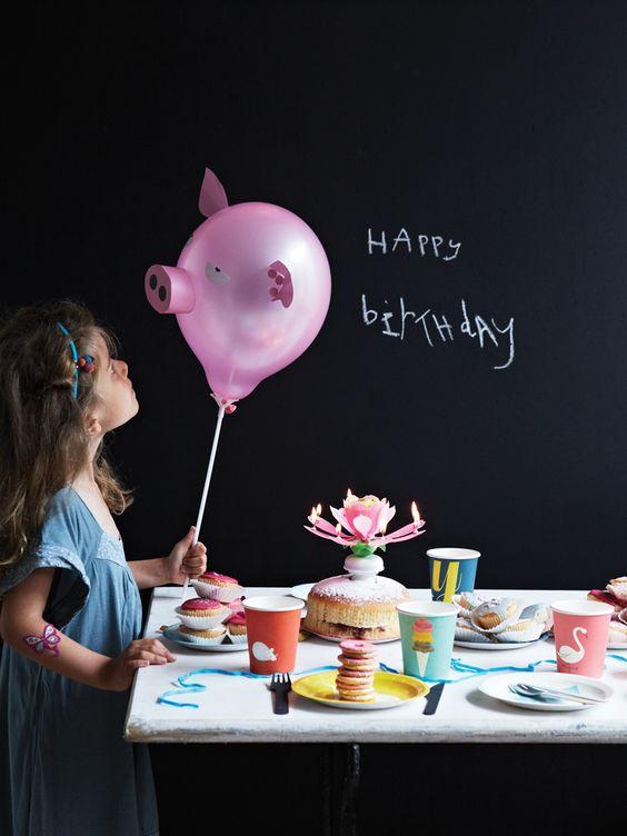 Globos de animales para los más pequeños...    fiestas#ideas#decoración  Airheads Balloons