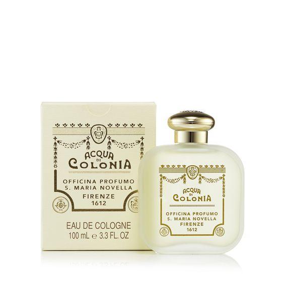 Acqua Di Colonia Fieno Eau de Cologne Splash Unisex by Santa Maria Novella