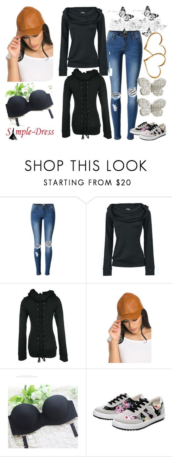 """""""Simpledress 24"""" by nejrasehicc ❤ liked on Polyvore featuring simpledress"""