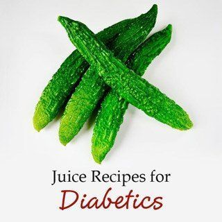 Juicing Recipes for Diabetics - These recipes will help people suffering from type-2 diabetes control their blood sugar levels and ditch medication. #sugardetoxdrink
