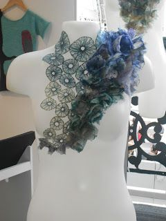 Helen's wonderland of embroidery: My work at New Designers 2012 in London