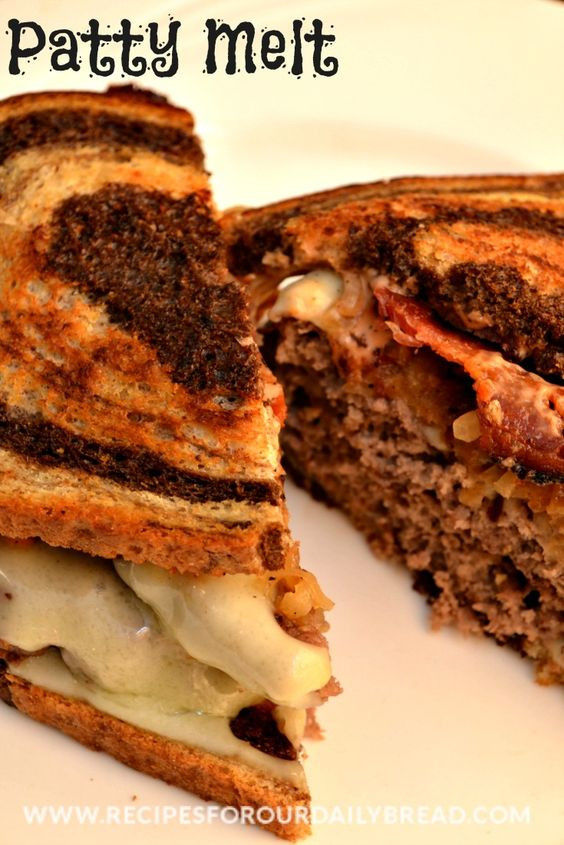 HOW TO MAKE PERFECT PATTY MELT - RECIPE | Recipe videos ...