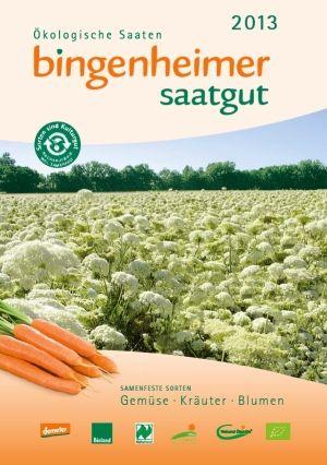 Bingenheimer Bio-Saatgut - German supplier of certified organic seeds