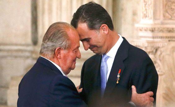 Juan Carlos I: la vida de un rey en tres actos   Ideas   EL PAÍS