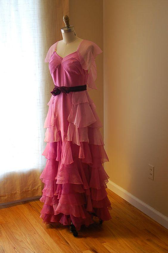 Hermione Granger Yule Ball Dress Gown Replica Costume Silk ...