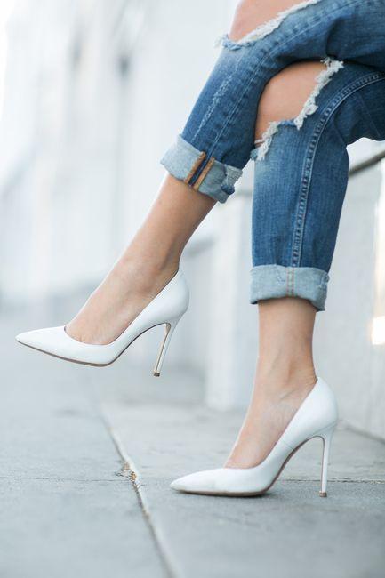 Modest Elegant Shoes