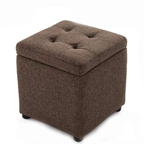 Wood Storage Stool Sofa Bench Change Shoe Bench Bedroom Hall Stool