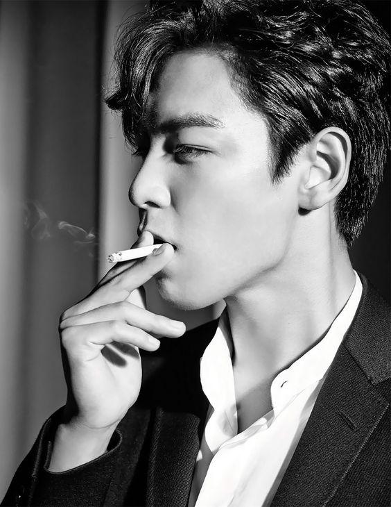 TOP (Choi Seung Hyun) ♕ / Max Movie Magazine September Issue '14