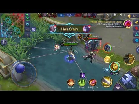 Land But Deadly Mobile Legends Epic Games