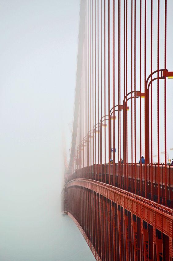 San Francisco- Golden Gate Bridge.