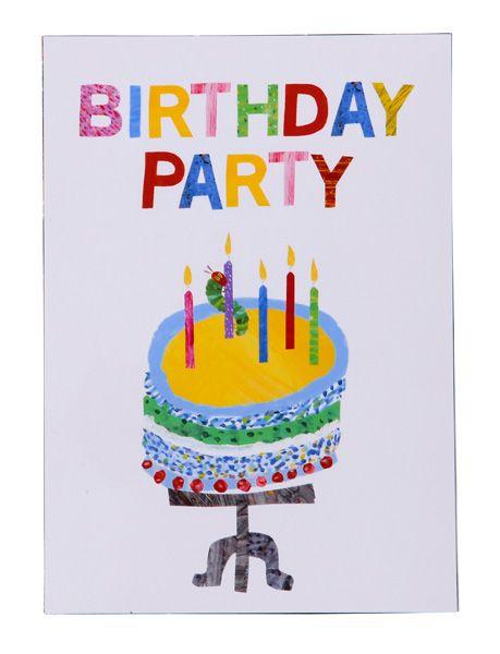 Diese süßen Raupe Nimmersatt Einladungen sind perfekt für einen Kindergeburtstag. Die süßen Geburtstagseinladungen findet ihr bei www.party-princess.de Die kleine Raupe Nimmersatt - The little caterpillar - The very hungry caterpillar
