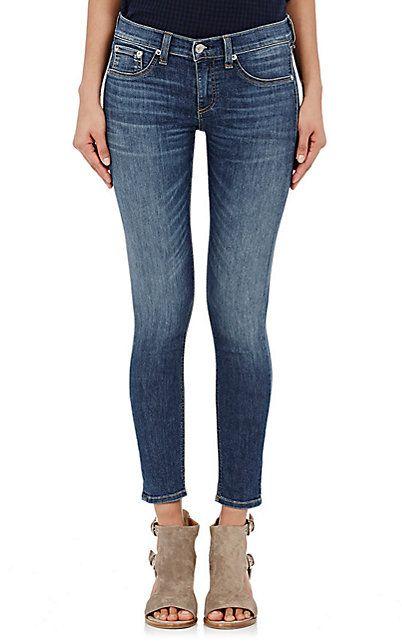 Rag & Bone Capri Skinny Jeans - Skinny - Barneys.com