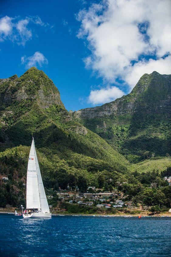 La isla Robinson Crusoe