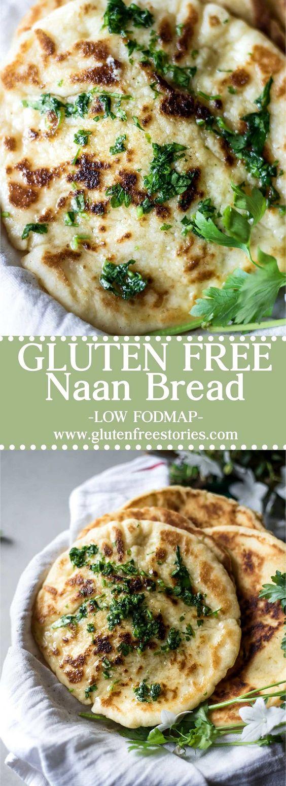 Gluten Free Naan Bread ( Low FODMAP) | Gluten Free Stories