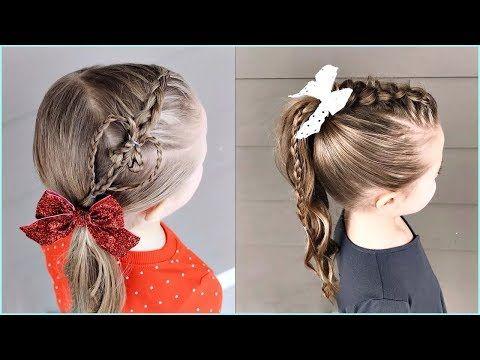 17 Peinados de trenzas faciles para nina paso a paso