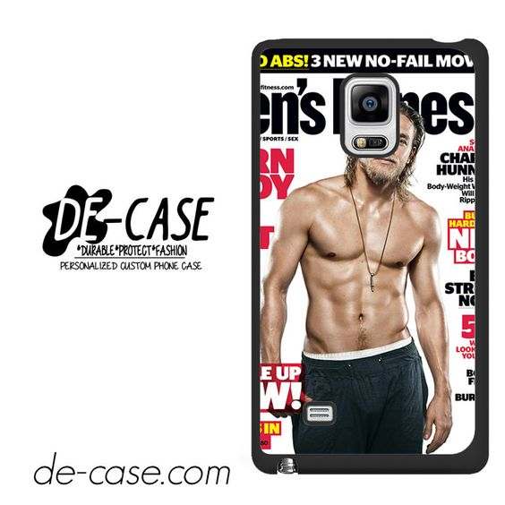 Charlie Hunnam Cover DEAL-2508 Samsung Phonecase Cover For Samsung Galaxy Note Edge