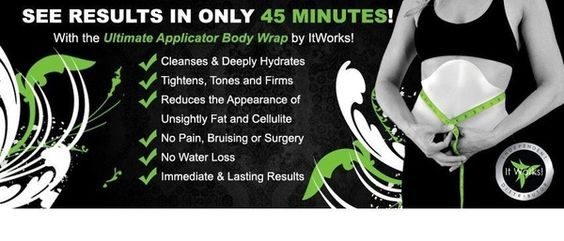 Try a wrap for $25 or a full treatment of four for $59...contact me for more info http://healthcenteredwraps.com