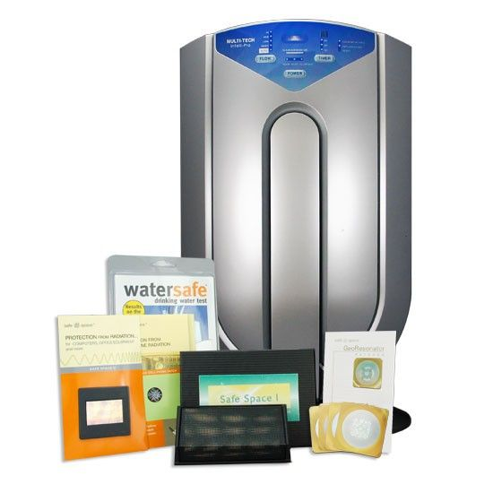 Greatly improve the quality of your indoor air and water, and minimize harmful radiation.