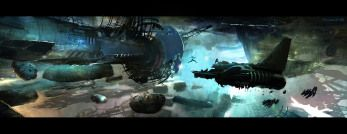 Browse some inspiring artworks by Thomas Pringle including some concept art for Cloud Atlas and Tron uprising