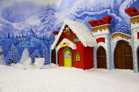 VGP Snow Kingdom is one of the best amusement parks in Chennai with lot of games, participate in the contests and get free ride