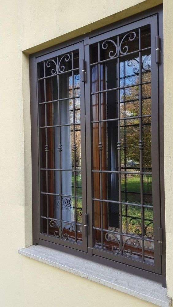 Pin By Ranaya Sayed On Garden In 2020 Window Grill Design Modern Window Grill Window Grill Design Modern