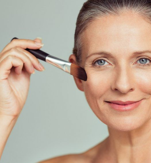 Pin On Makeup For That Woman Of A Certain Age