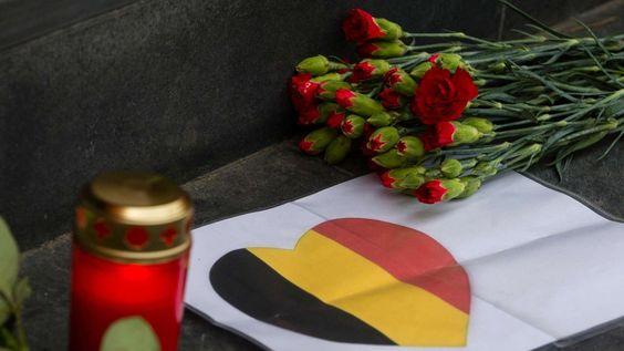 Wir trauern mit den Angehörigen der Terroropfer in Belgien.