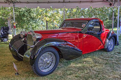 1938 Bugatti T57C Atalante